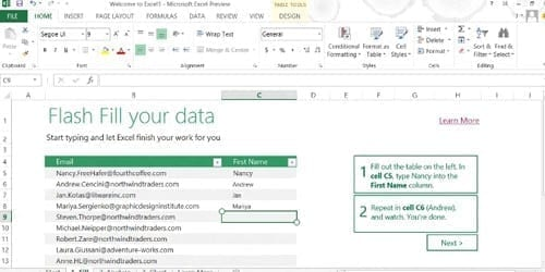 Microsoft Office 365 Excel